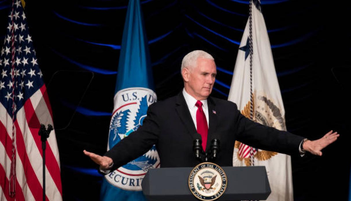 Mike Pence (Getty)