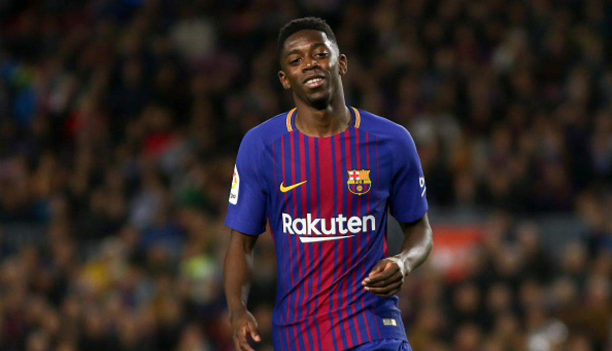 Ousmane Dembélé. (Getty Images)