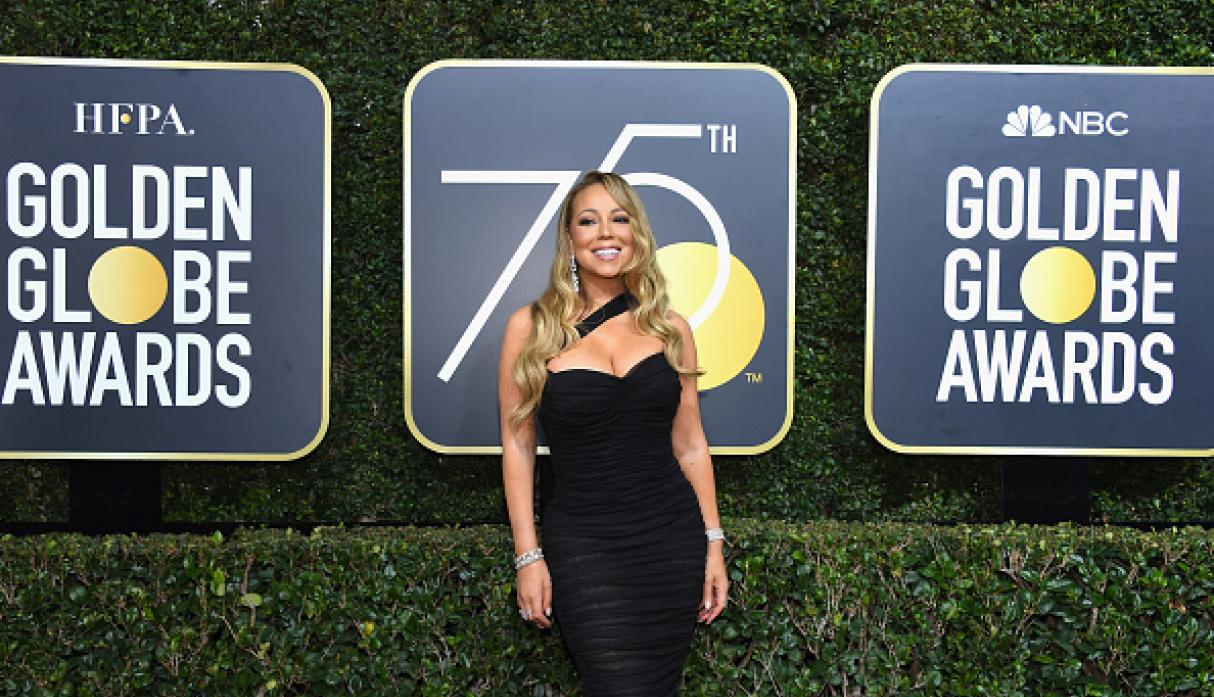 Mariah Carey  (Getty)