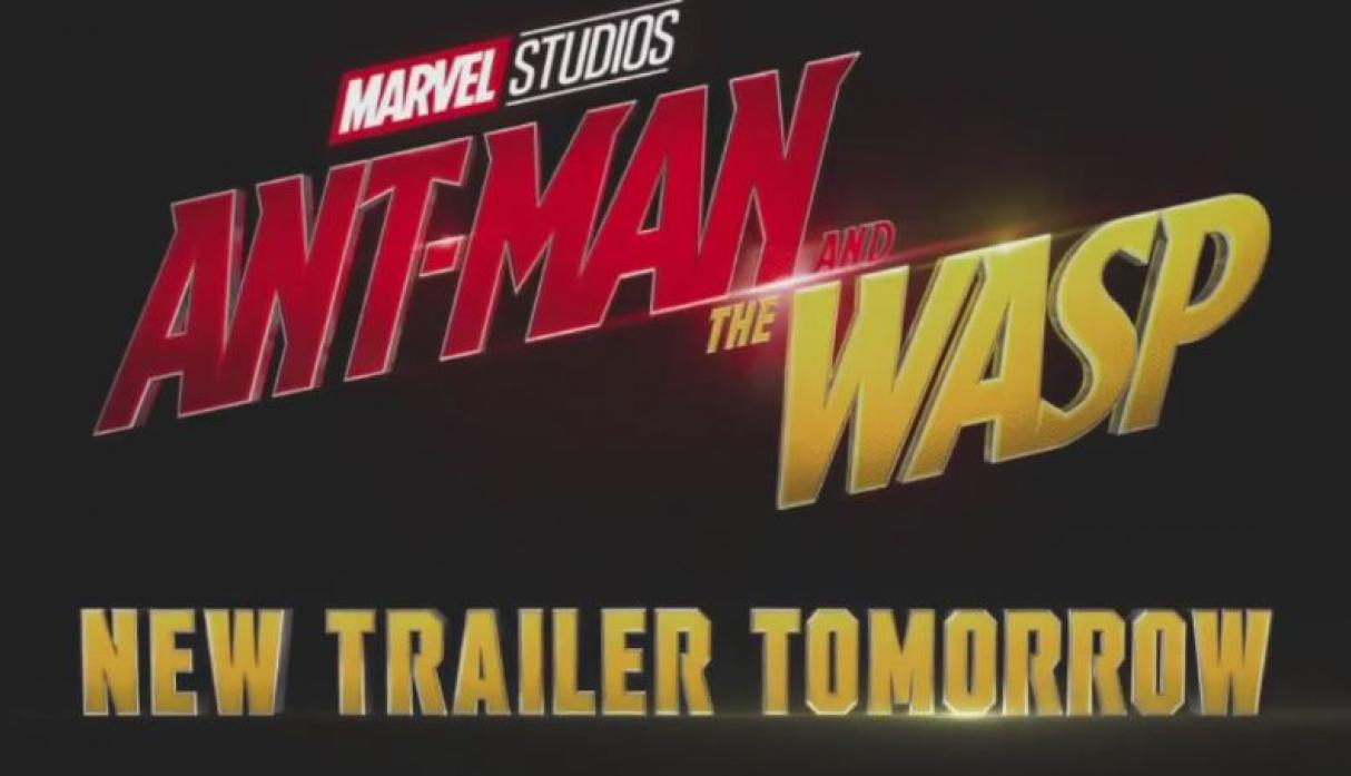 Revelan nuevo tráiler de Ant-Man and The Wasp