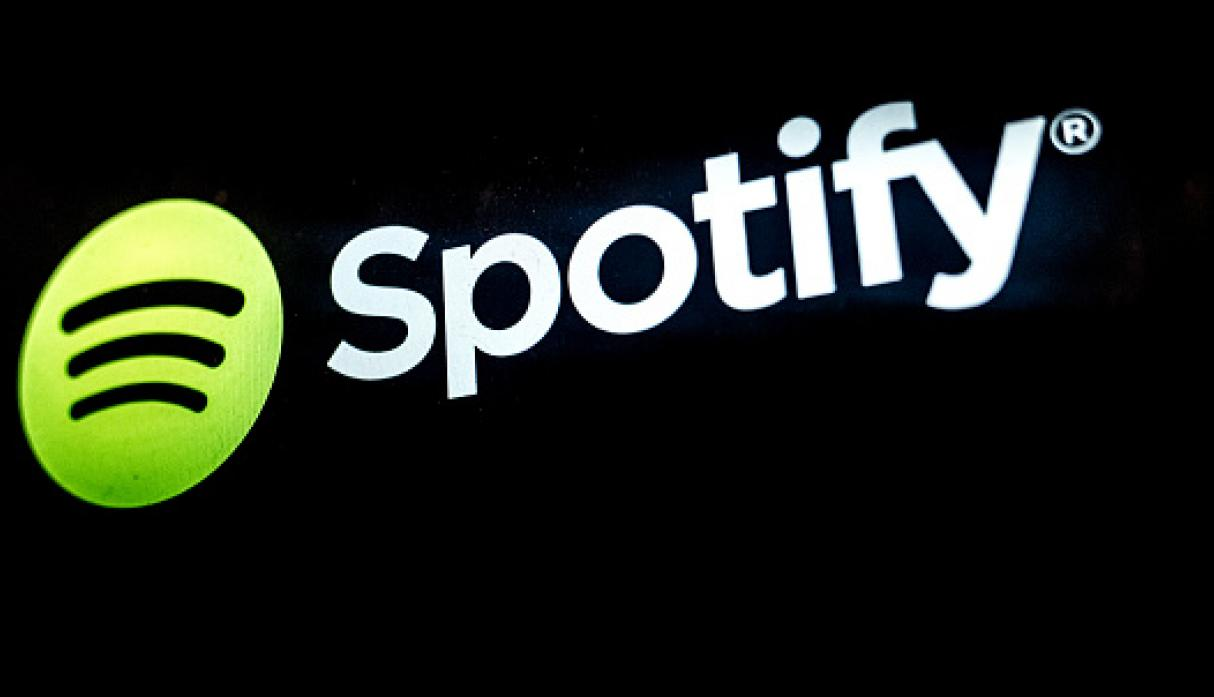 Spotify  (Getty)