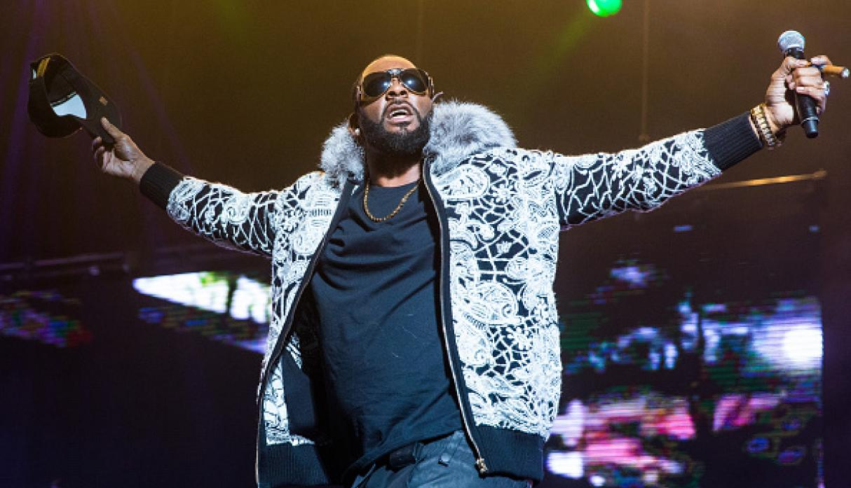 R. Kelly (Getty)