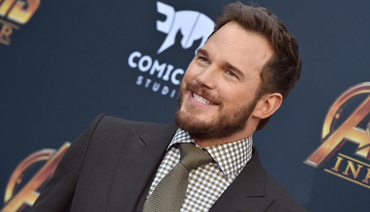 Chris Pratt con 10 millones por 'Jurassic World: Fallen Kingdom' . (Getty)