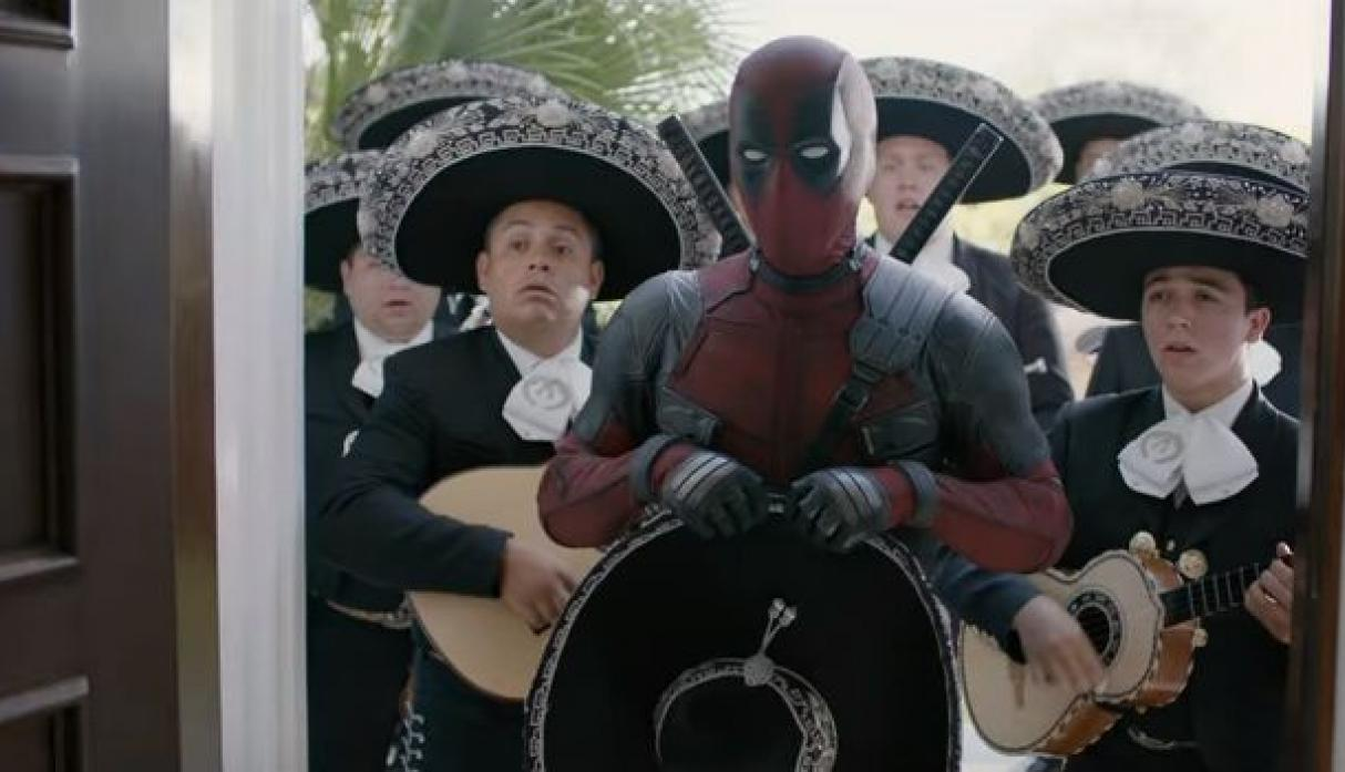 'Deadpool' decide disculparse con David Beckham en divertido spot. (YouTube/20th Century Fox)