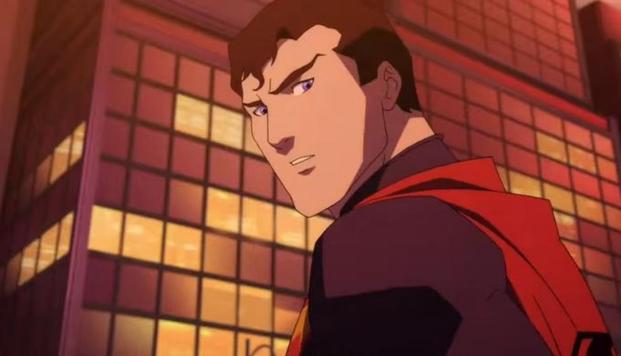 The Death of Superman - Trailer