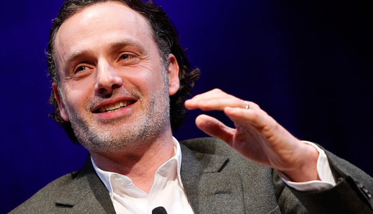 Andrew Lincoln deja 'The Walking Dead'