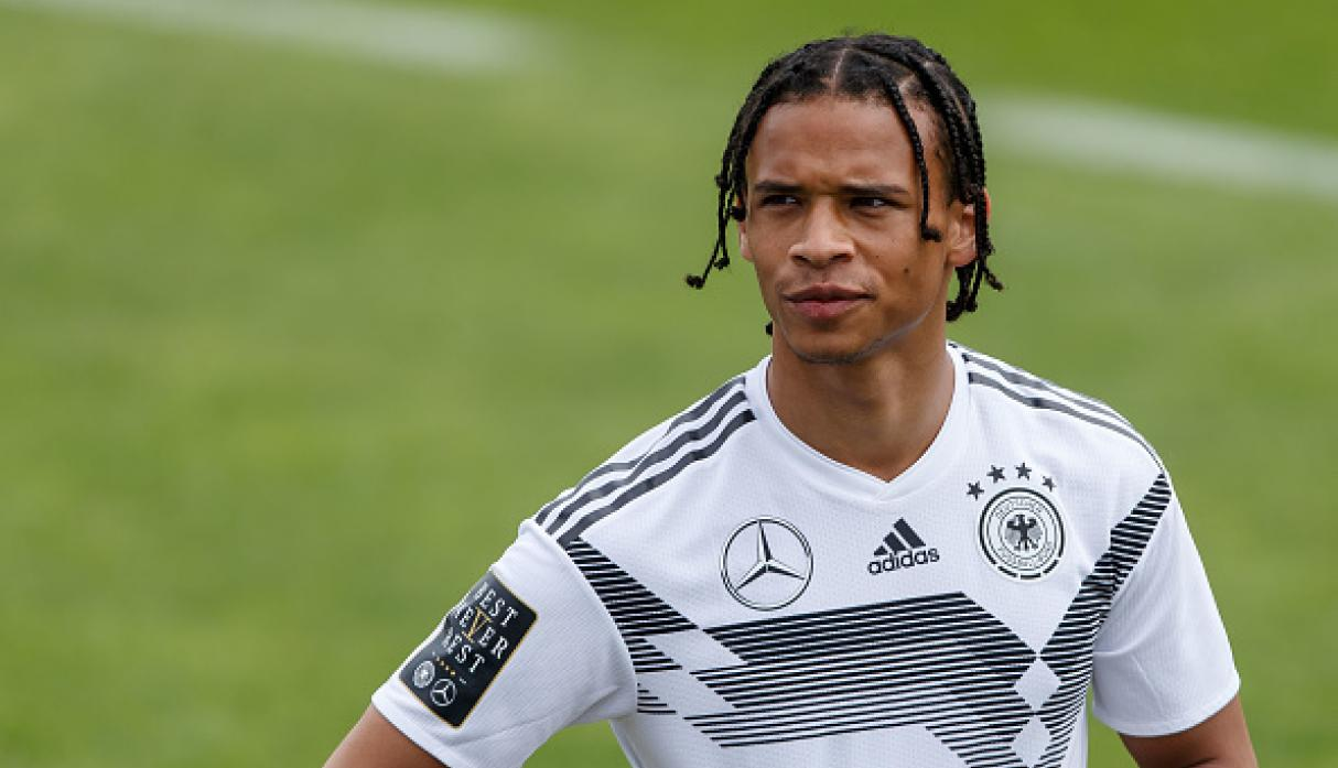 Leroy Sané. (Getty Images)