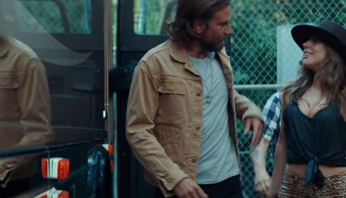 Lady Gaga luce irreconocible en primer adelanto de la película 'A Star Is Born'. (YouTube/Warner Bros.)