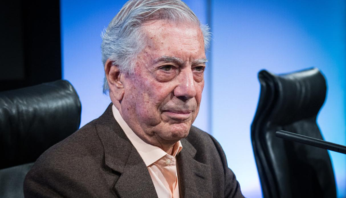 Mario Vargas Llosa. (Getty)