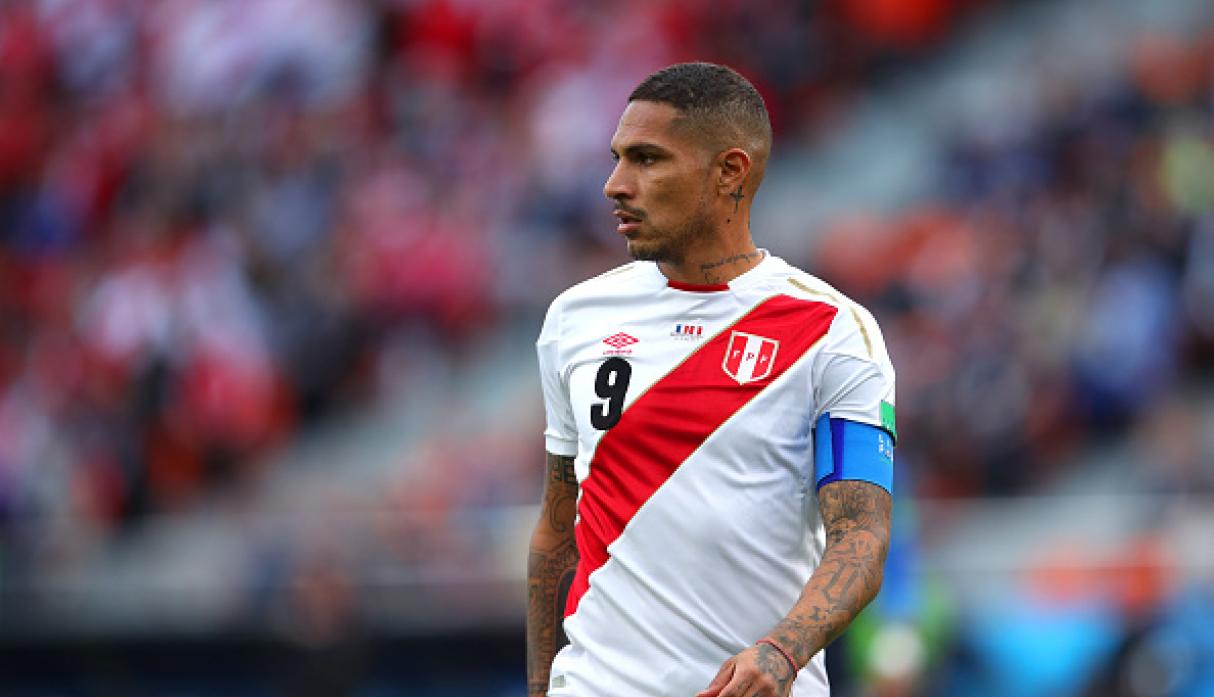 Paolo Guerrero. (Getty)