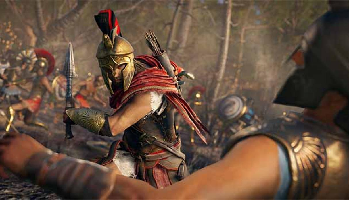 Assassins Creed Odyssey 1
