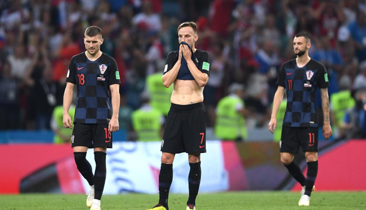 Croacia vs. Rusia