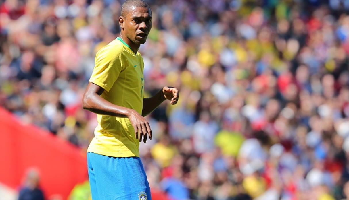 Fernandinho. (Getty)