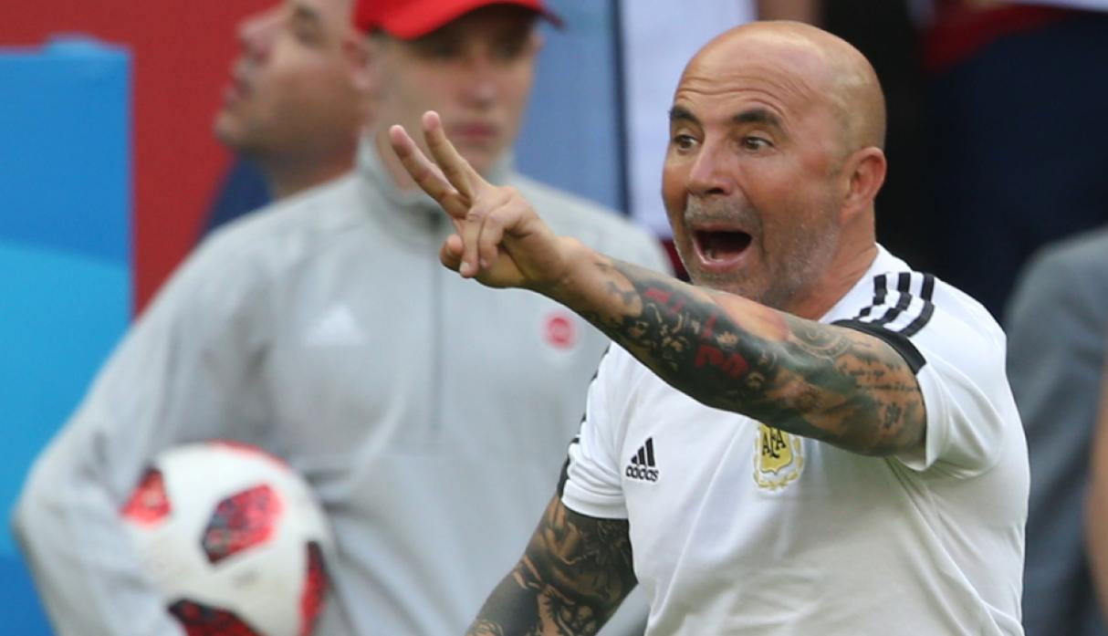 Jorge Sampaoli no sigue en Argentina. (AFP)