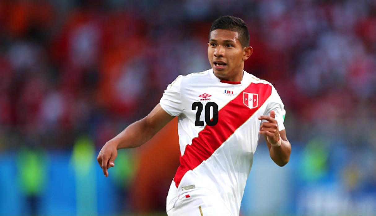 Edison Flores. (Getty)
