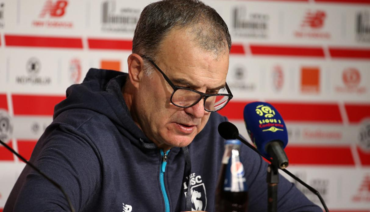 Marcelo Bielsa. (Getty)