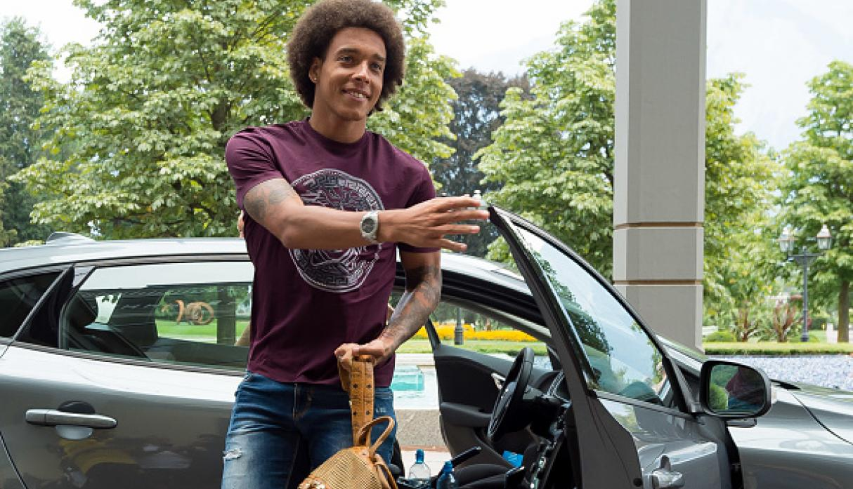 Axel Witsel. (Getty)