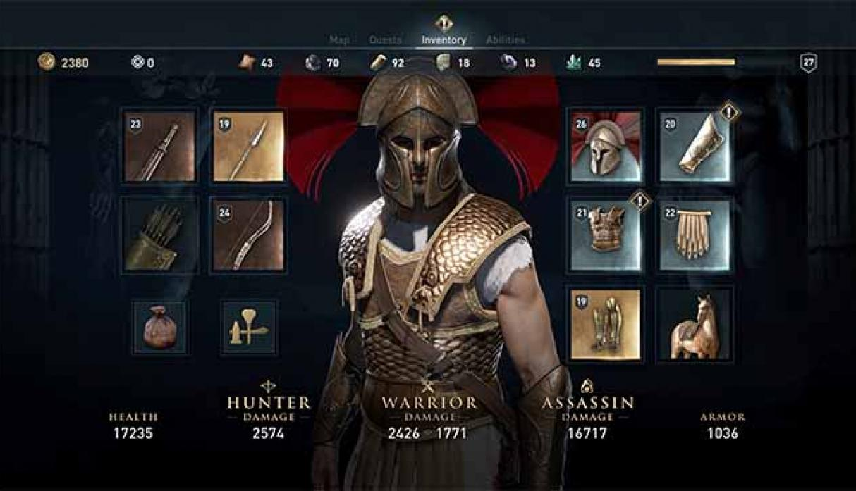 Assassin's Creed Odyssey 3