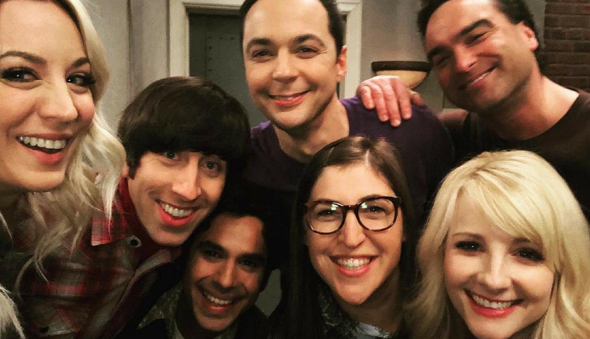 Elenco de The Big Bang Theory | Foto: Instagram