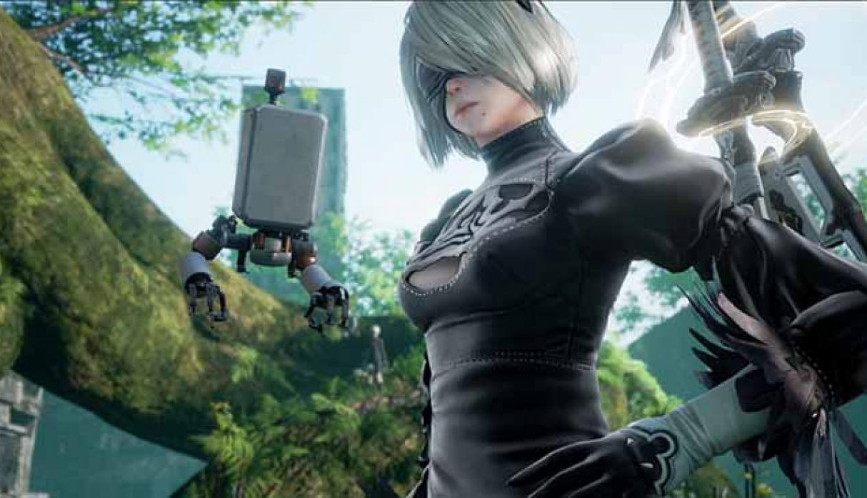 2b soul calibur VI