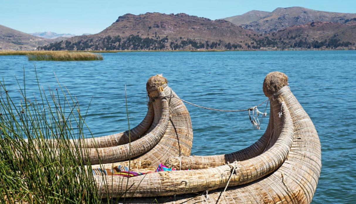 Lago Titicaca (Getty)