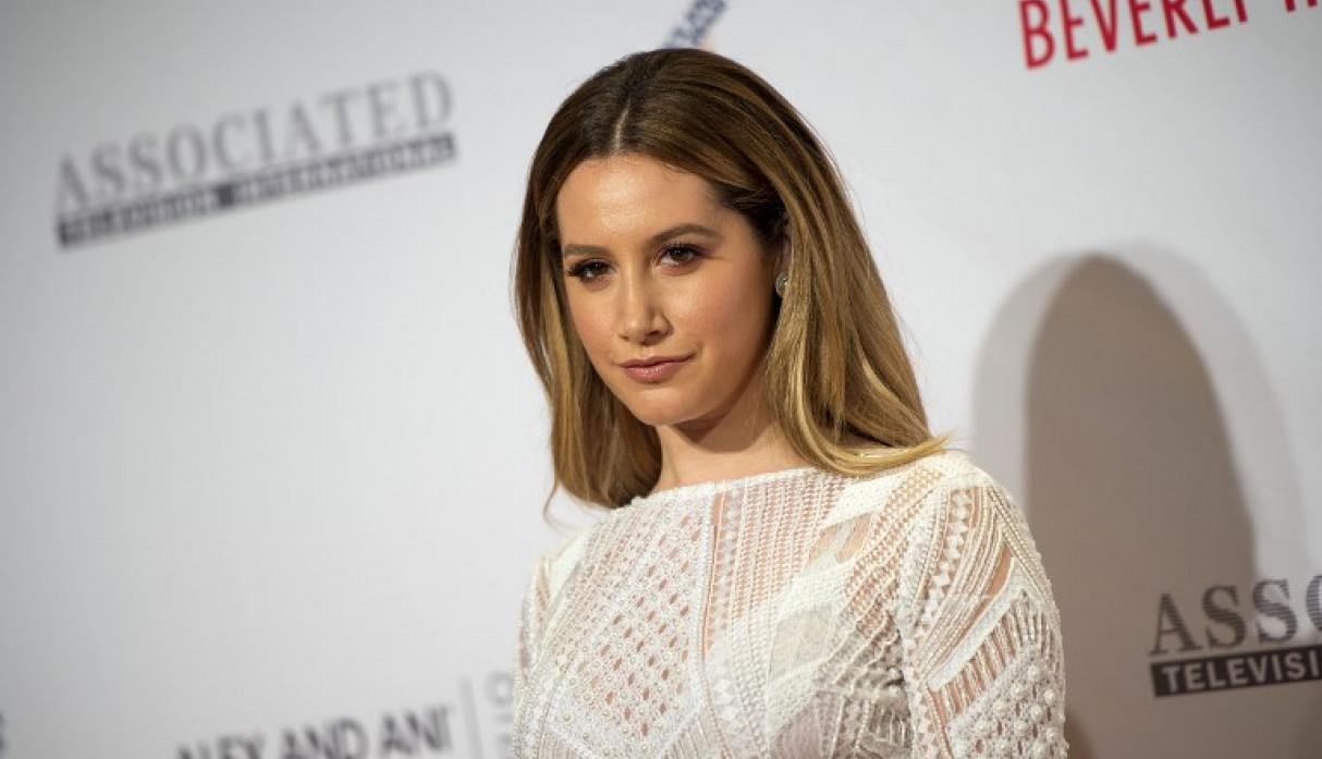 "Ashley Tisdale lanza su primera canción en 9 años ""Voices In My Head"" (Foto: AFP)"