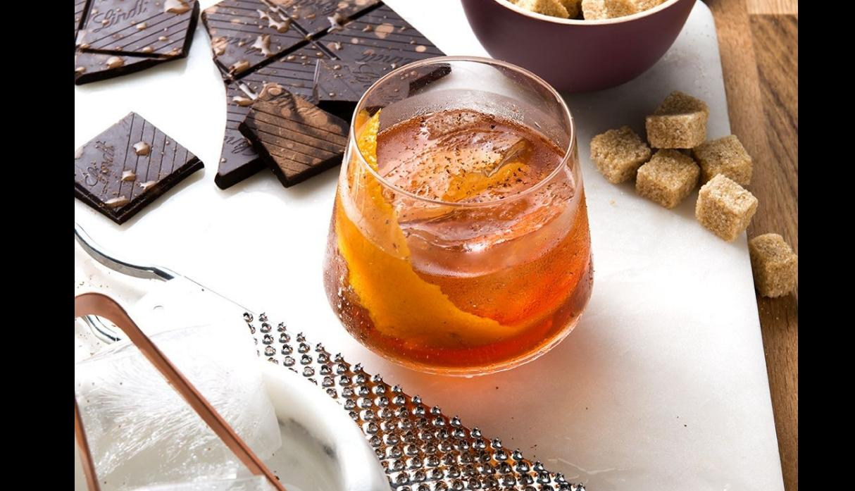 old fashioned, chocolate