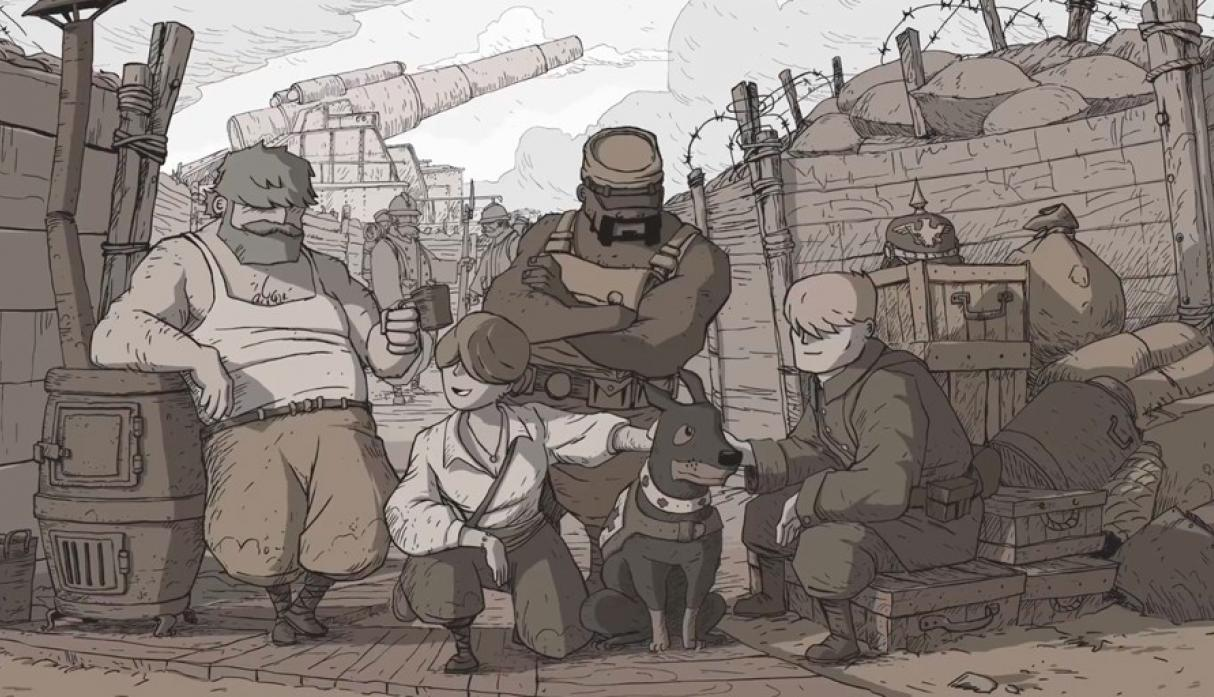 VALIANT HEART: THE GREAT WAR