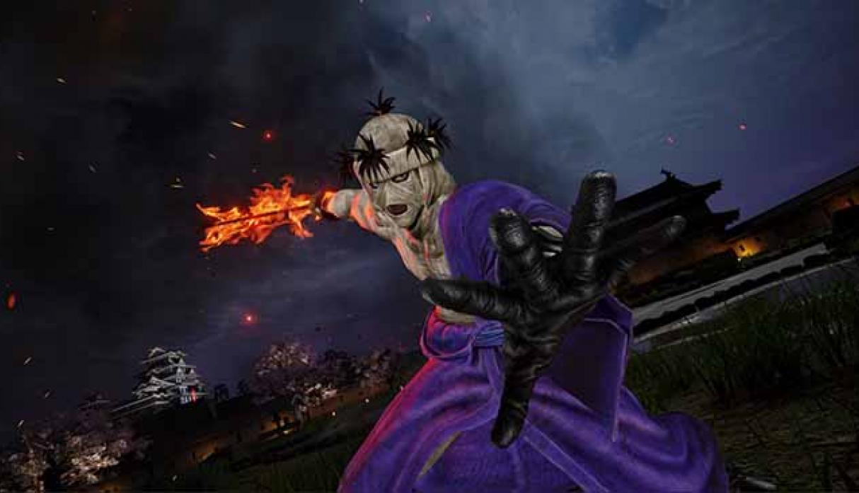 jump force shishio