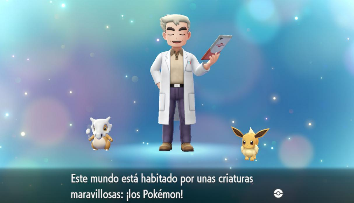 Pokemon LetsGo