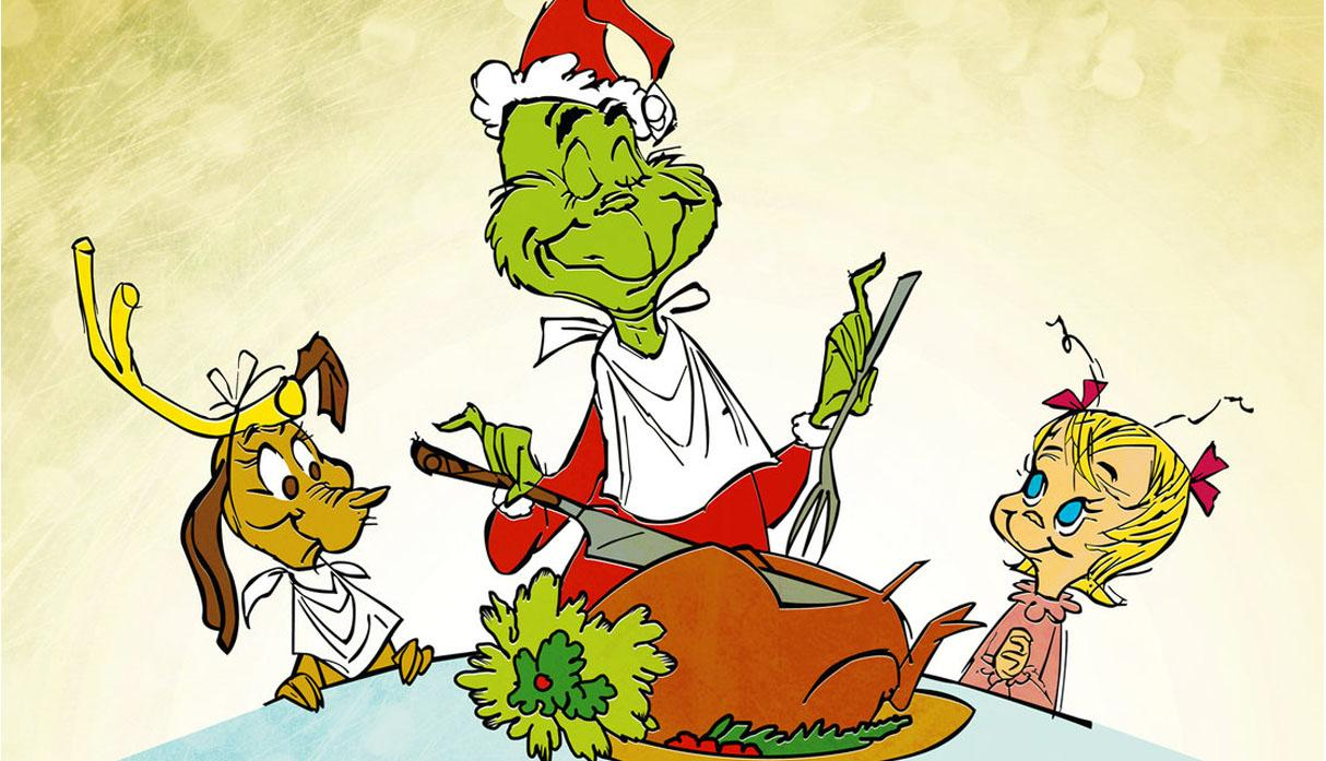 5. How The Grinch Stole Christmas