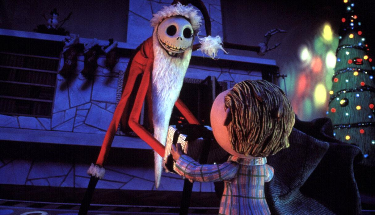 4. The Nightmare Before Christmas