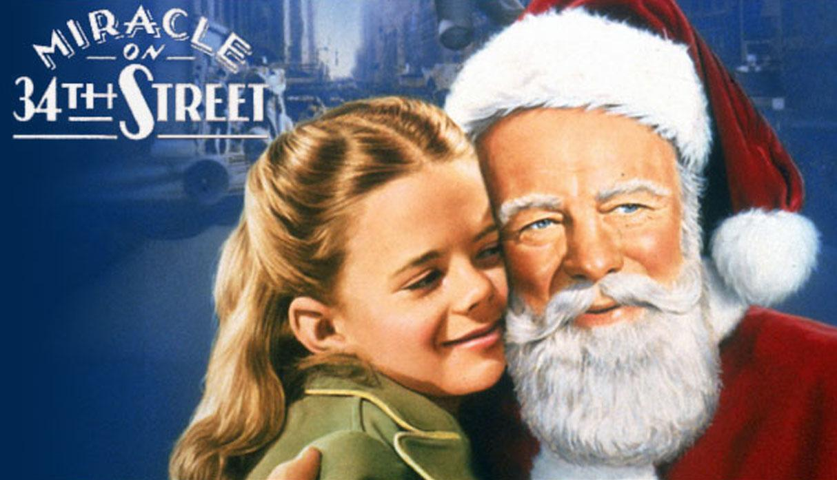 3. Miracle on 34th Street