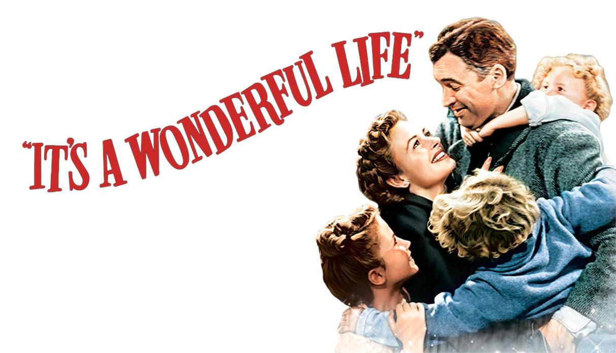 1. It's a Wonderful Life