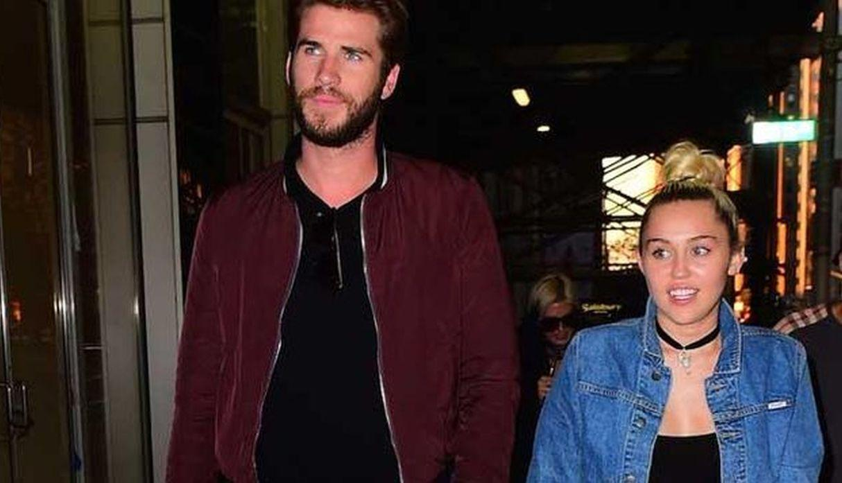 ¿Liam Hemsworth y Miley Cyrus se casan en secreto?