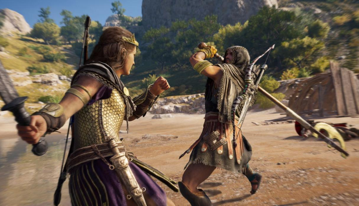 Assassins Creed Odyssey Legacy