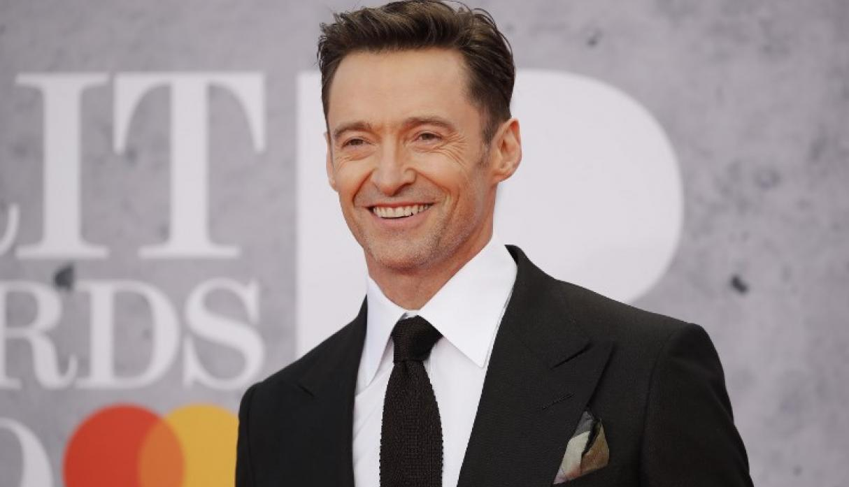 "Hugh Jackman regresará a Broadway con ""The Music Man"" (Foto: AFP)"