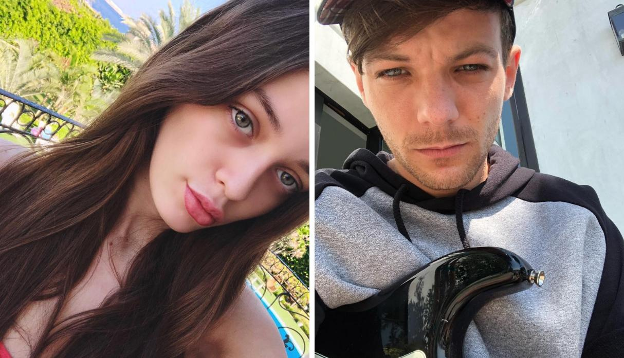 Hermana de Louis Tomlinson, ex One Direction, fallece a los 18 años (Foto: Instagram)