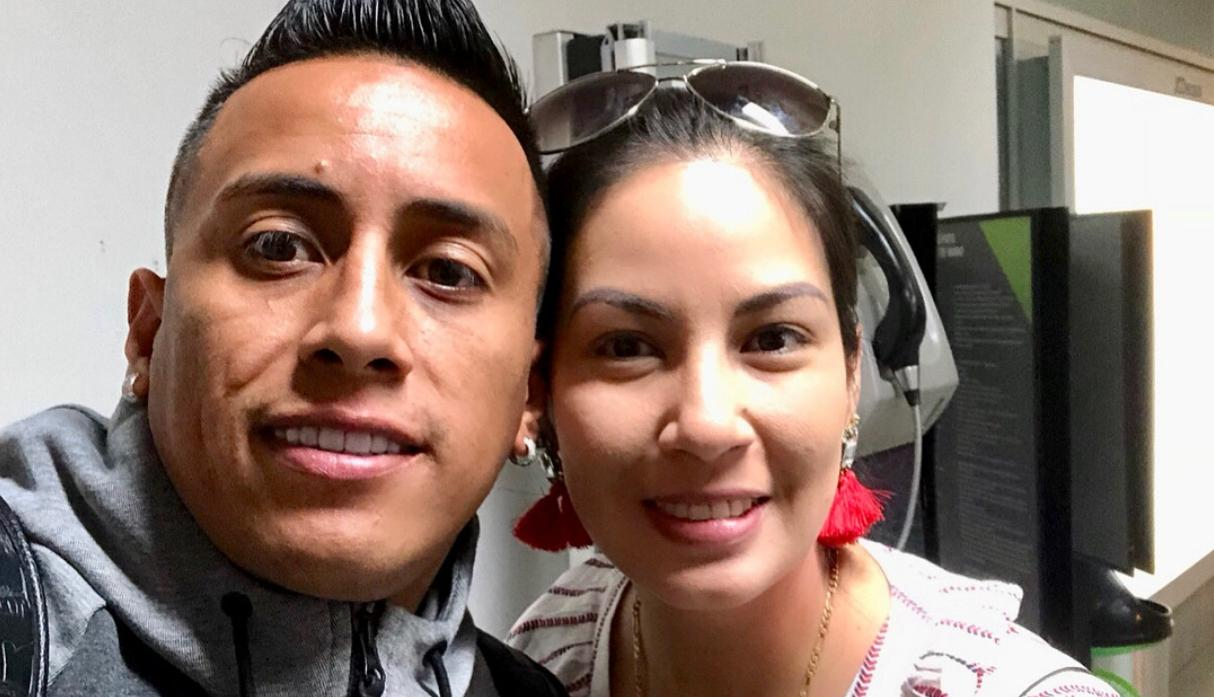 Christian Cueva y su esposa sellan reconciliación con este video familiar (Fotos: Instagram)