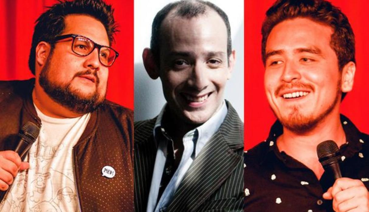 Imperdible show de stand up comedy en el Teatro La Plaza