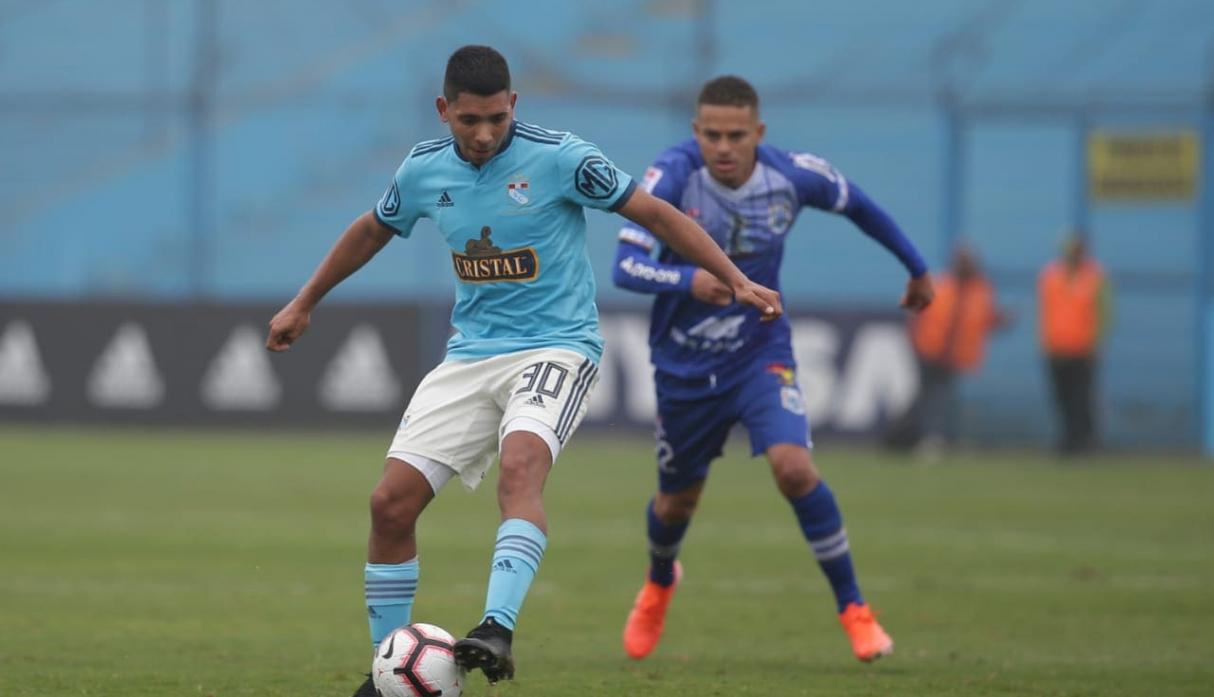 Sporting Cristal vs. Binacional