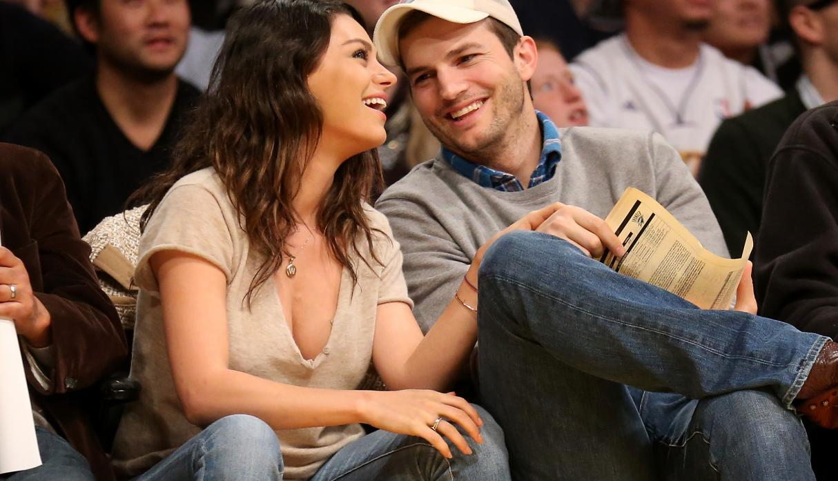 Divorcian a Ashton Kutcher y Mila Kunis; reaccionan con peculiar video
