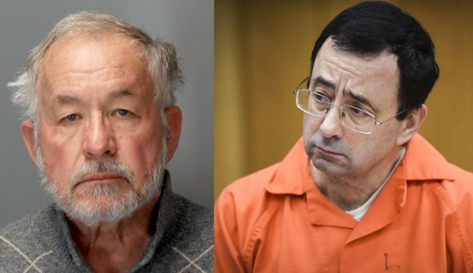 William Strampel, ex jefe de depredador sexual Larry Nassar, es declarado culpable por negligencia
