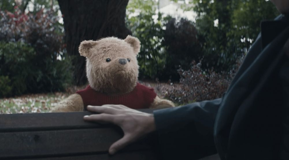 Acá el adorable trailer de la película live-action de Christopher Robin