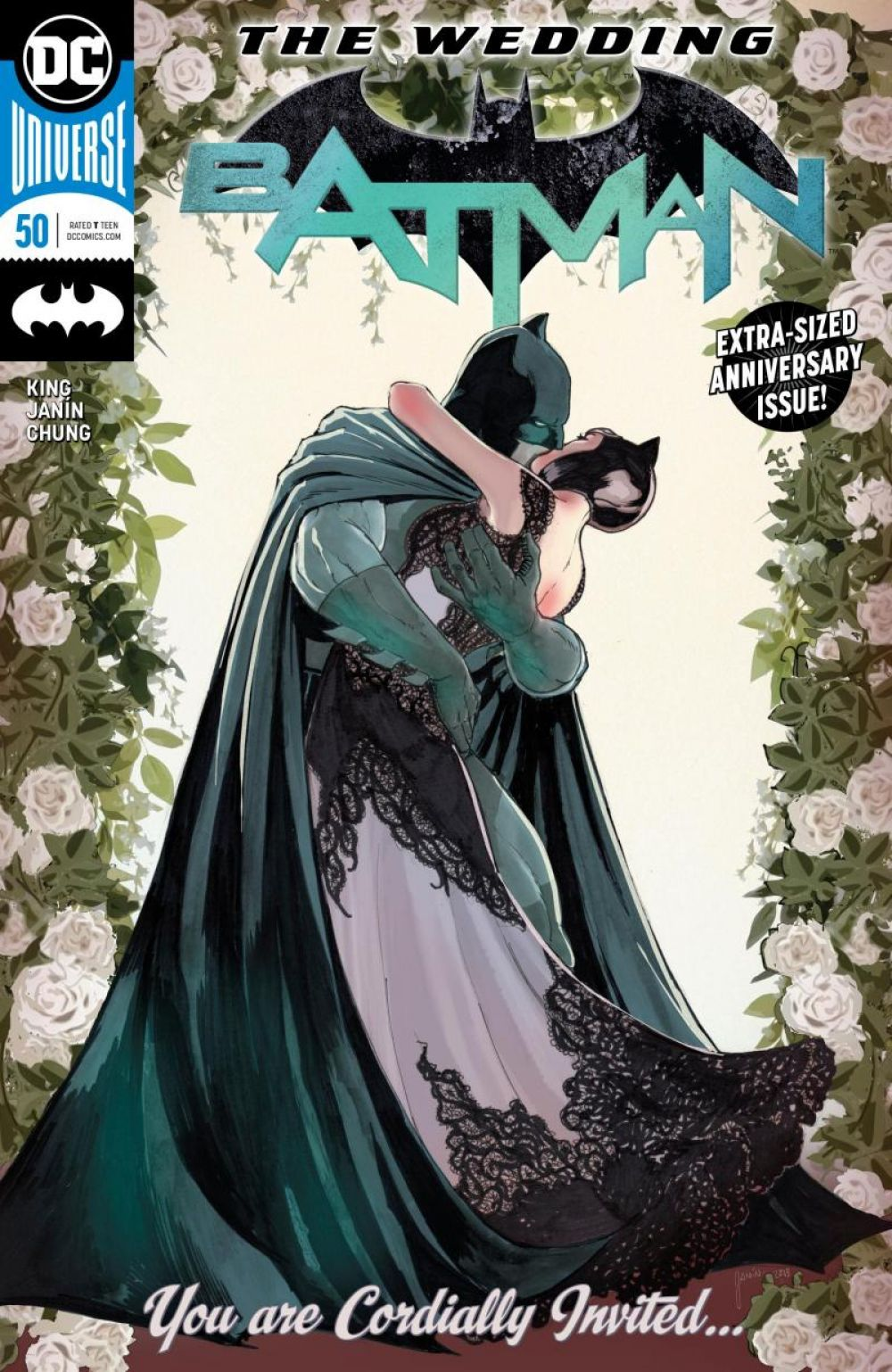 Batman #50 (Foto: DC Comics)