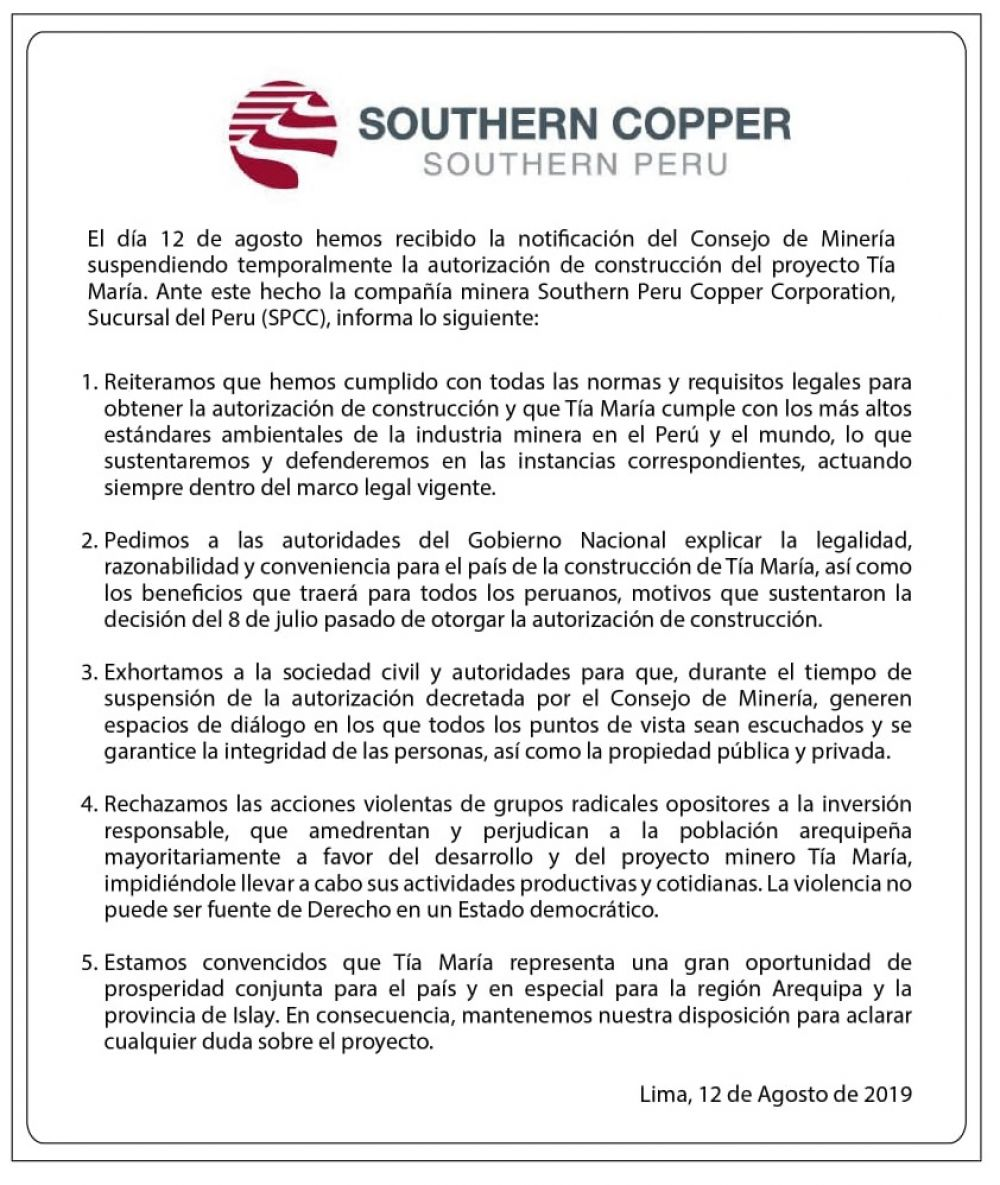 Southern Copper
