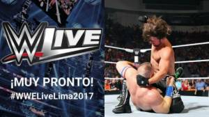 ¡Oficial! Las superestrellas de la WWE regresan a Lima este 2017