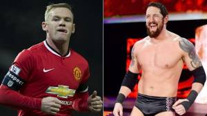 WWE: 'Bad News' Barrett retó a Wayne Rooney a una lucha en Wrestlemania