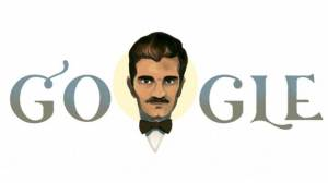 Omar Sharif es celebrado por Google a través de un 'doodle' [FOTOS Y VIDEO]