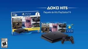 PlayStation lanza el nuevo 'PlayStation Hits Bundle'